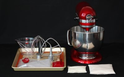 Why use Angel Bake French Macaron Mix
