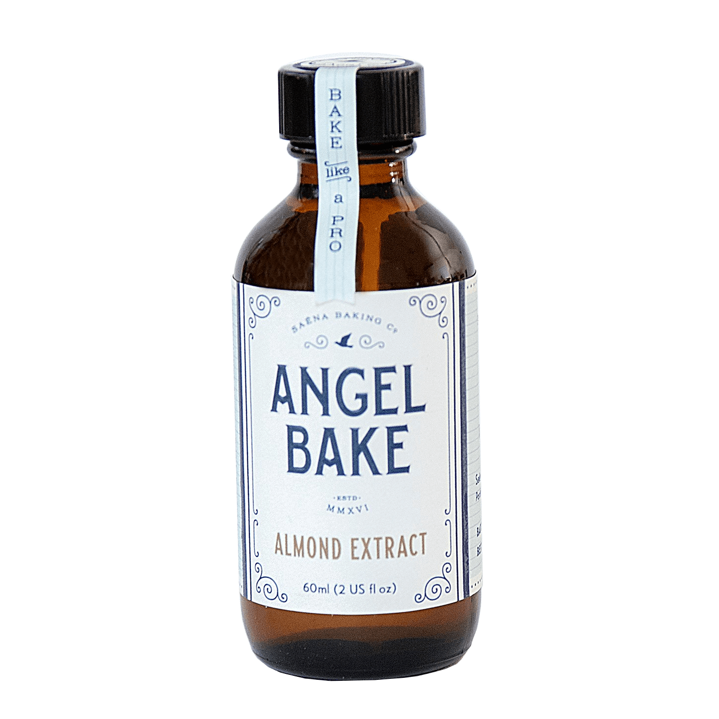 Almond Extract by Saena Baking Co.