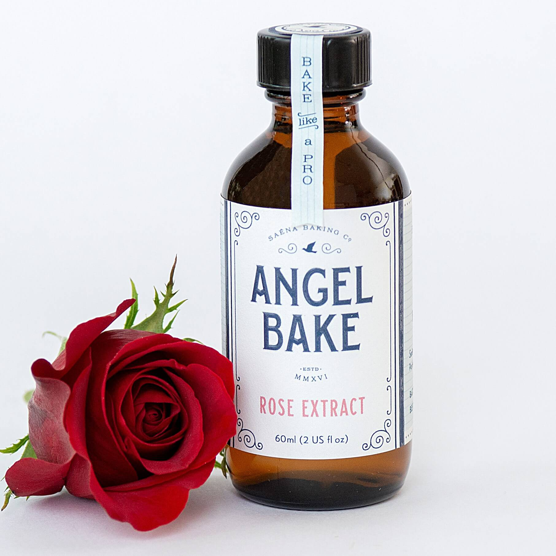 Angel Bake Rose Extract Food Flavoring