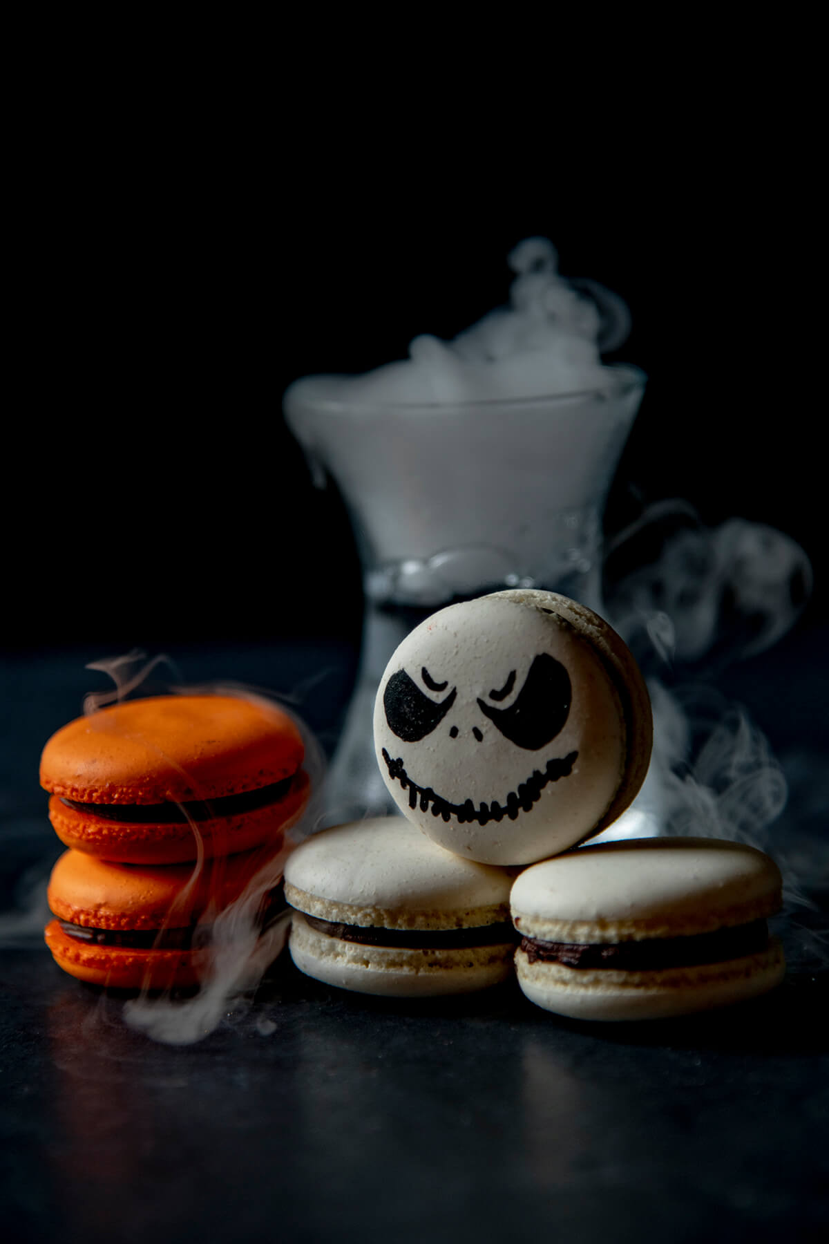 Oh no one mean macaron