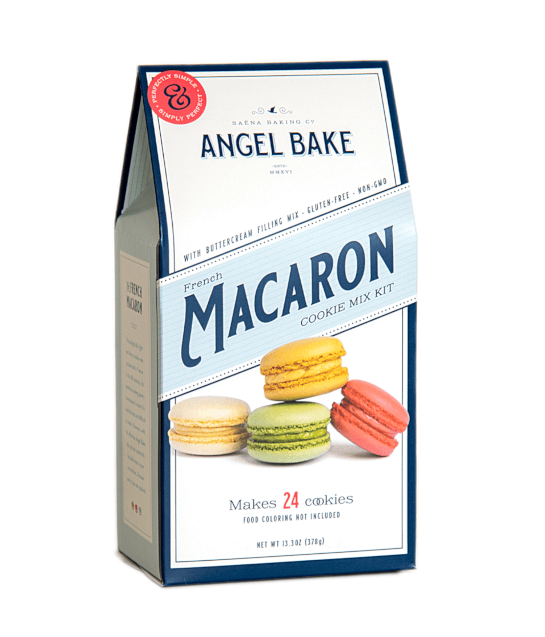 Picture of Angel Bake French Baking Mix